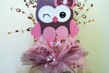 Owl Theme Babyshower