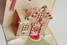GINGERBREAD CHRISTMAS CARDS