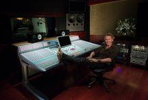 Nightbird Studios, Los Angeles / Recording Studio Designed and Build by Westlake Pro.