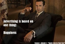 Mad Men - the best of / Quotes from Mad Men - the best of!
