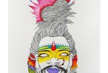 Pineapple Sadhu / Pineapple Sadhu