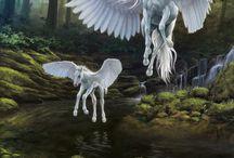 Legendary Creatures / by Jordan Baker