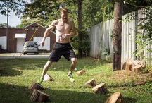 Outdoor fitness