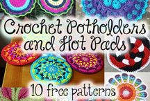 Crochet Potholders & Hot Pads