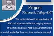 KIIT Automatic College Bell