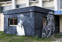 World of Urban Art : ISSAM REZGUI