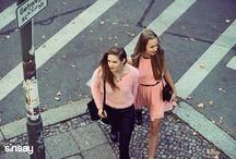 SiNSAY aw2014 - Berlin Calling / by Sinsay