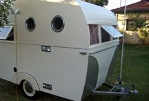 funky campers / by Diane Boren