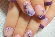 Floral nails / by Nancy Costa-Long