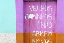 phrases and thoughts ( frases e pensamentos )