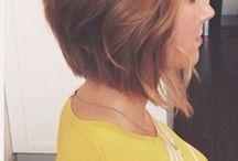 New hair / by Erica Kushner MacLellan