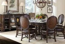 Casa D'Onore / Casa D'Onore couples grand scale and scrupulous attention to craft. Hand-rubbed finishes raise extraordinary materials to new heights in a robust European style.  / by Stanley Furniture
