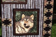 Ideas for Panel Quilts