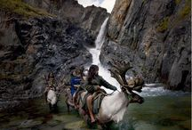 Real life / A Photographer Visited This Lost Mongolian Tribe. And The Pictures He Took Are Stunning