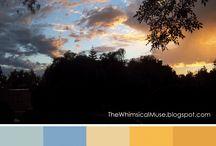 Palettes and Color Exploration