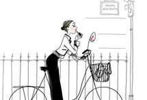 Bike & Illustrations