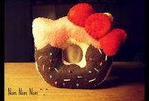 DIY Donuts Crafts / by Ana