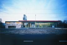 Kunsthal Rotterdam / Architect: Rem Koolhaas Locatie: Rotterdam