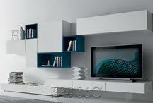 wall tv furniture