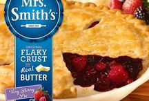 MRS. SMITH'S® Original Flaky Crust / Our newest recipe uses the right amount of butter and shortening for our flakiest crust ever. MRS. SMITH'S® Original Flaky Crust pies serve up delicious flavor in every bite. / by Mrs. Smith's Pies