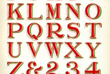 Lettering / Pretty letters