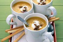 Soups / by Kandyce H