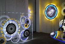 Meccano / Gearbox-inspired lighting objects have made a real sensation at world's biggest automotive fair Mondial de l'Automobile Officiel in Paris 2015. And it all started from gearwheels and ball bearings...