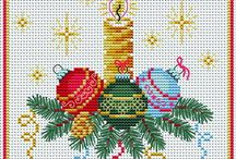 Cross-stitch / by Beth Stiver