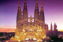 Obràs de Antonio Gaudi