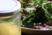 recipes - salads/dressings