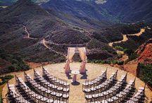 Amazing Wedding Locations / Amazing locations for your wedding