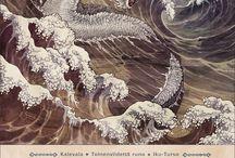 Finnish Mythology / A collection of different elements surrounding Finnish mythology