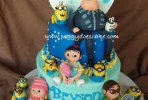 movie: Despicable Me / by All About Fondant (and others)
