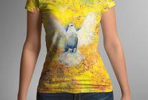 Women's Clothing / Women's Fashion: T-Shirts, Scarves, Etc.