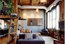 "A Curated Home / ""Have nothing in your home that you do not find to be useful or believe to be beautiful."""