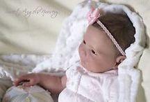April, kit Eliza, by Donna RuBert! / Reborn doll SweetAngelsNursery April, kit Eliza, by Donna RuBert!
