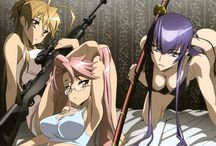 Highschool of Dead