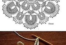 Para fazer - Crochet