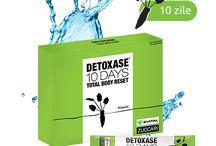 Evital Functional Food / Detoxifierea organismului – Program unic creat de EVITAL pentru purificarea organismului prin eliminarea toxinelor și aportul de nutrienți