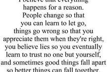Quotes / by Danielle Scott