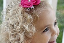 Hairbows/Hair Accessories / by Nicole Goebes