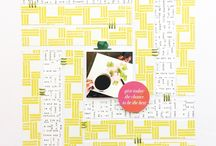 Cocoa Daisy February 2017: Ashton Court / We carefully curate Scrapbooking, Day in the Life (Project Life or pocket scrapbooking), Day Planner (organizers, filofax, kikki k, midori traveler's notebook, planner) kits every month.  Exclusive stamps, washi tape, paper clips, puffy stickers, and more!