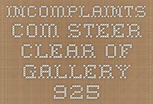 Gallery 925 STEER CLEAR!