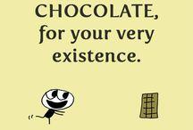 Chocoholic me