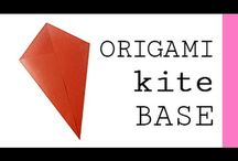 Origami technika