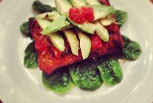 Good food  / Vegetarian/vegan food