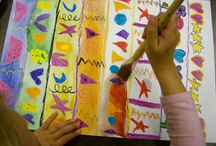 K-1 ideas / Art projects for kindergarten and first grade
