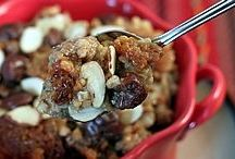Winter Warmers / Yummy apple oats in the slow cooker
