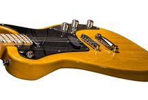 Fremediti Orpheus Solid-body Guitar / Orpheus is the first model we created in our solid body range.