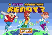 Projeto Yazigi Adventure Game